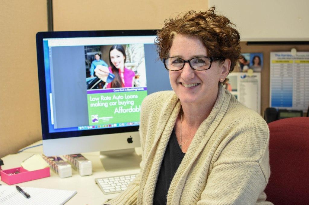 Marcie Jorgensen - Graphic Designer MA and CT