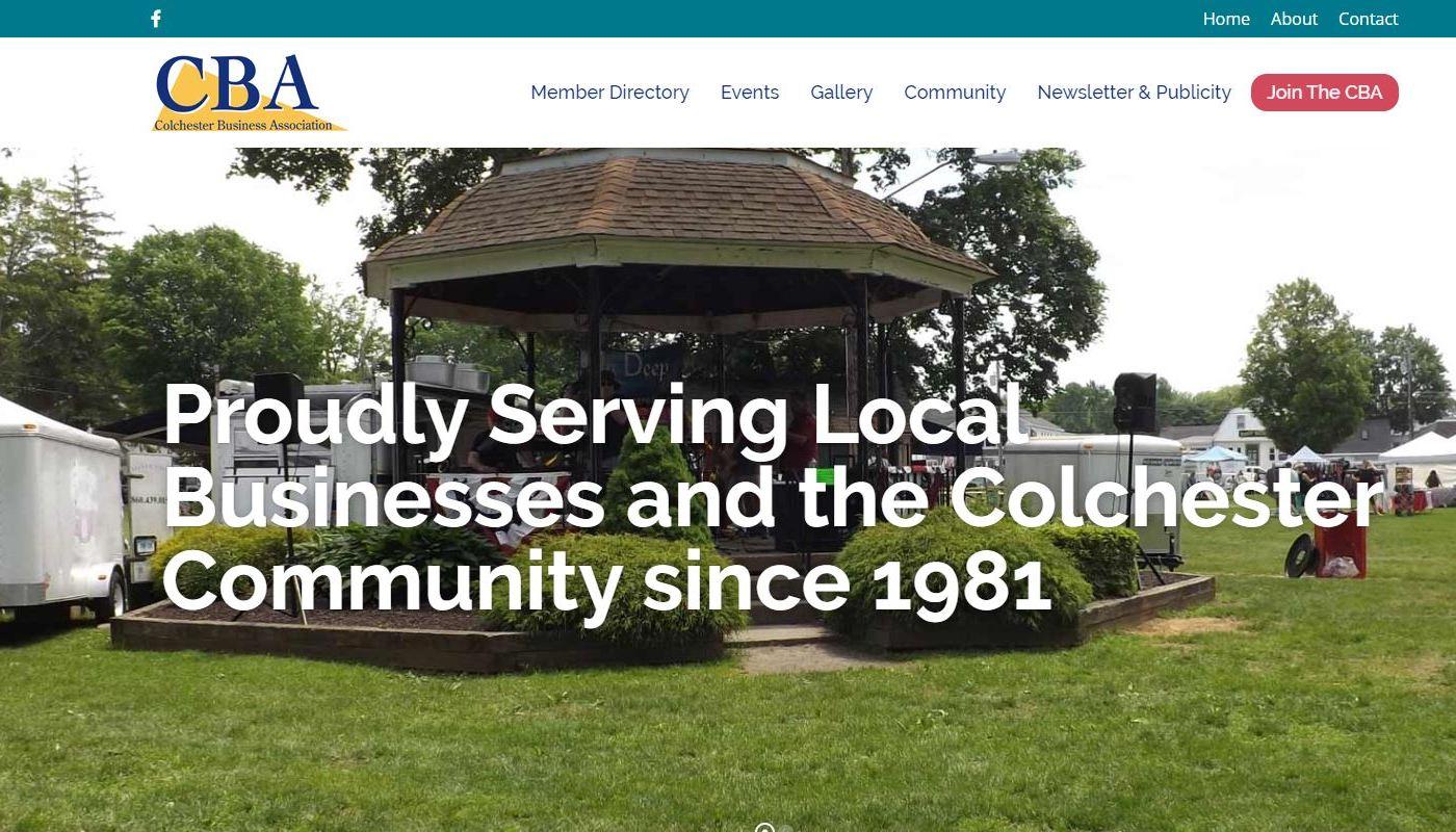 Colchester CT WordPress Website Design