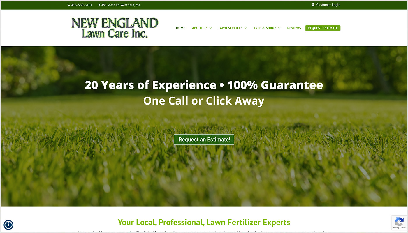 New England Lawn Care
